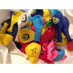Ballonnen voor besnijdenisfeestje